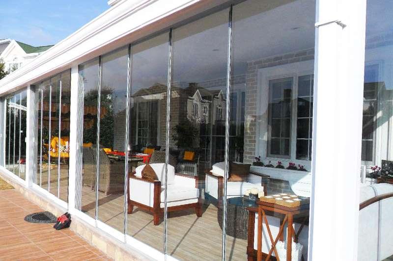 Cortinas de Cristal y Cerramientos sin perfiles en Todas las localidades de Alicante